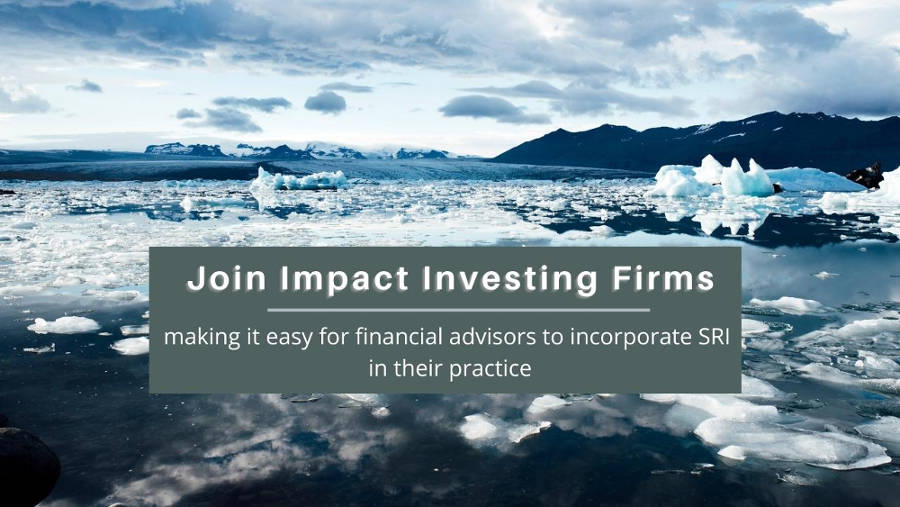 join impact investing firms